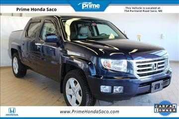 2014 Honda Ridgeline for sale in Saco, ME
