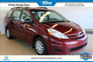 2008 Toyota Sienna for sale in Saco, ME