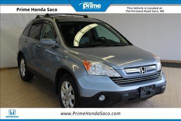 2008 Honda CR-V for sale in Saco, ME