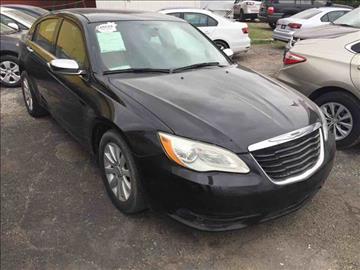 2013 Chrysler 200 for sale in Austin, TX