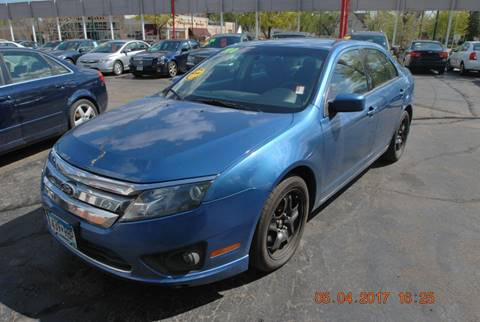2010 Ford Fusion for sale in Minneapolis, MN