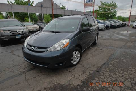 2009 Toyota Sienna for sale at Time Motor Sales in Minneapolis MN