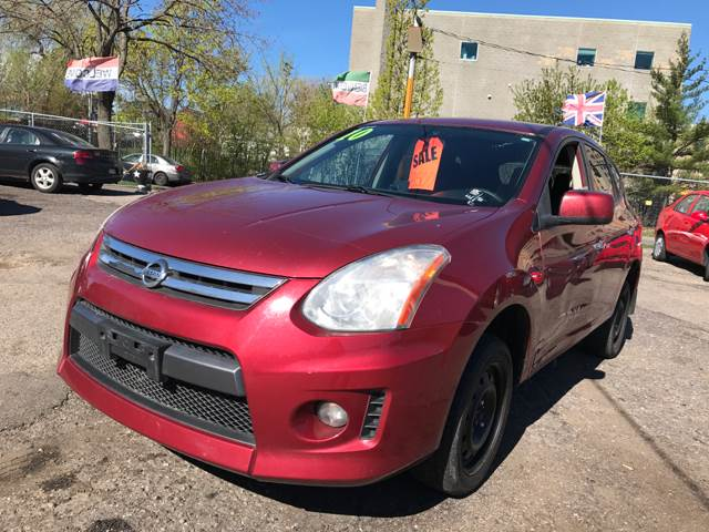 2010 Nissan Rogue for sale at Time Motor Sales in Minneapolis MN