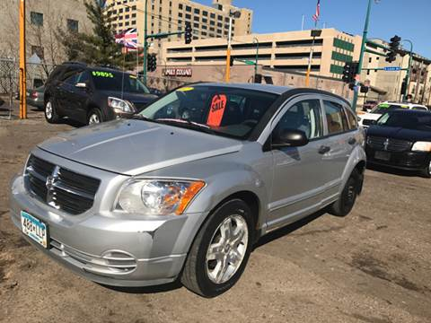 2007 Dodge Caliber for sale at Time Motor Sales in Minneapolis MN