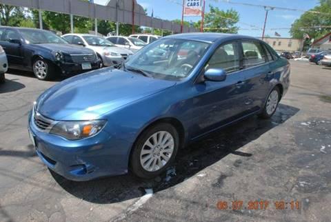 2008 Subaru Impreza for sale at Time Motor Sales in Minneapolis MN