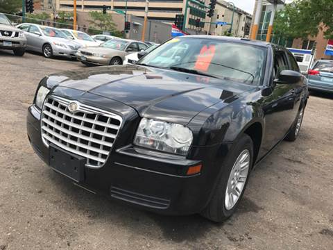 2007 Chrysler 300 for sale at Time Motor Sales in Minneapolis MN
