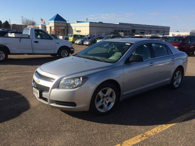 2010 Chevrolet Malibu for sale at Time Motor Sales in Minneapolis MN