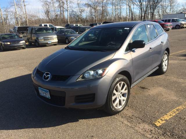 2007 Mazda CX-7 for sale at Time Motor Sales in Minneapolis MN