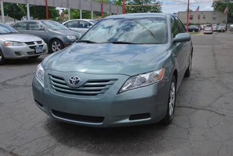 2008 Toyota Camry for sale at Time Motor Sales in Minneapolis MN