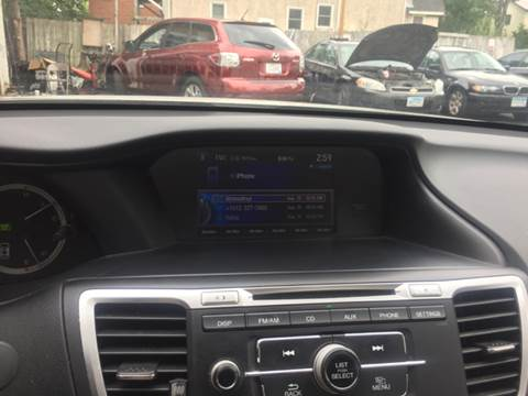 2013 Honda Accord for sale at Time Motor Sales in Minneapolis MN