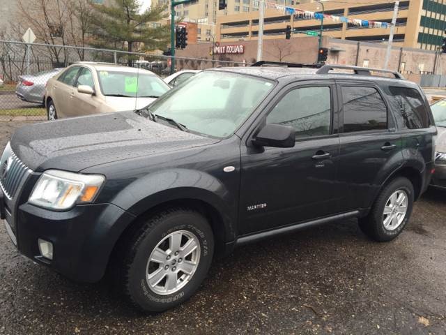 2008 Mercury Mariner for sale at Time Motor Sales in Minneapolis MN