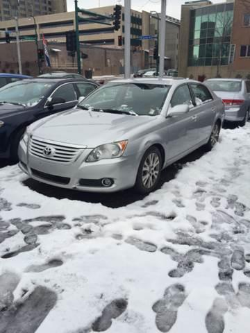 2008 Toyota Avalon for sale at Time Motor Sales in Minneapolis MN