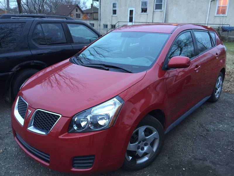 2009 Pontiac Vibe for sale at Time Motor Sales in Minneapolis MN