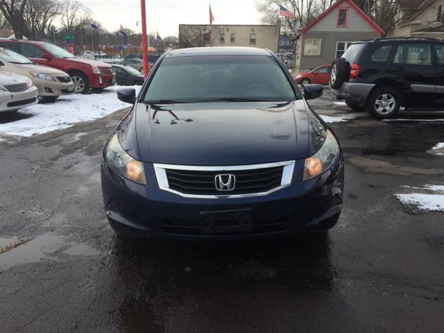 2009 Honda Accord for sale at Time Motor Sales in Minneapolis MN