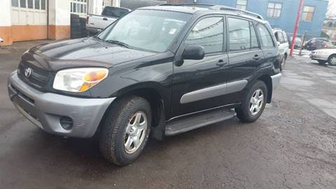 2004 Toyota RAV4 for sale at Time Motor Sales in Minneapolis MN