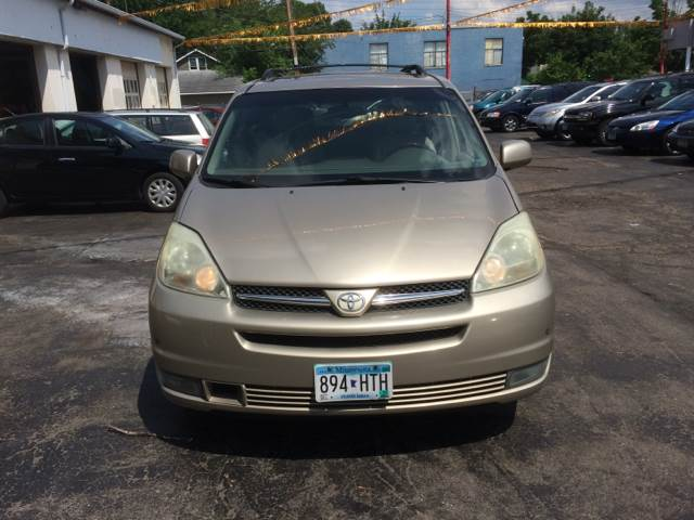 2004 Toyota Sienna for sale at Time Motor Sales in Minneapolis MN