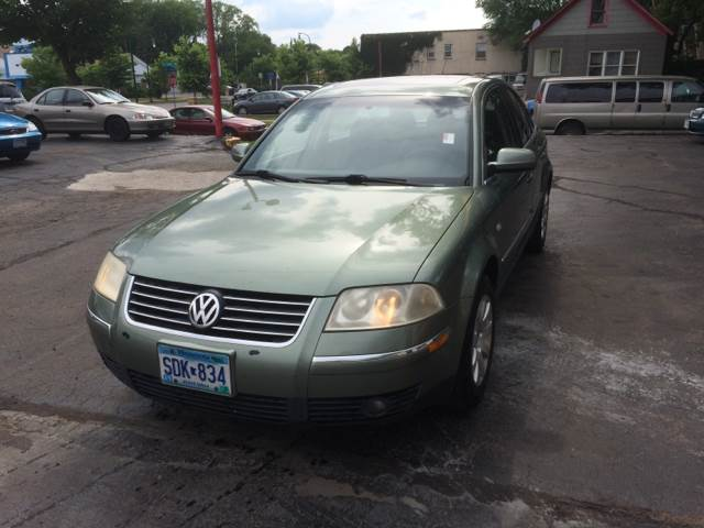2001 Volkswagen Passat for sale at Time Motor Sales in Minneapolis MN
