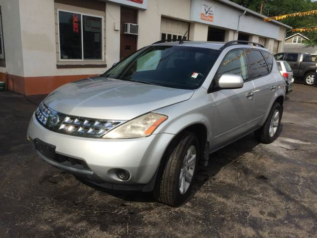2007 Nissan Murano for sale at Time Motor Sales in Minneapolis MN
