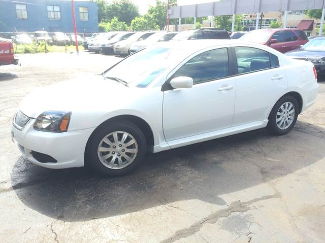 2010 Mitsubishi Galant for sale at Time Motor Sales in Minneapolis MN