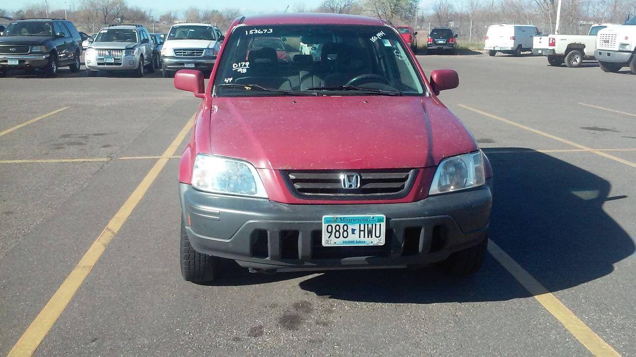 1998 Honda CR-V for sale at Time Motor Sales in Minneapolis MN