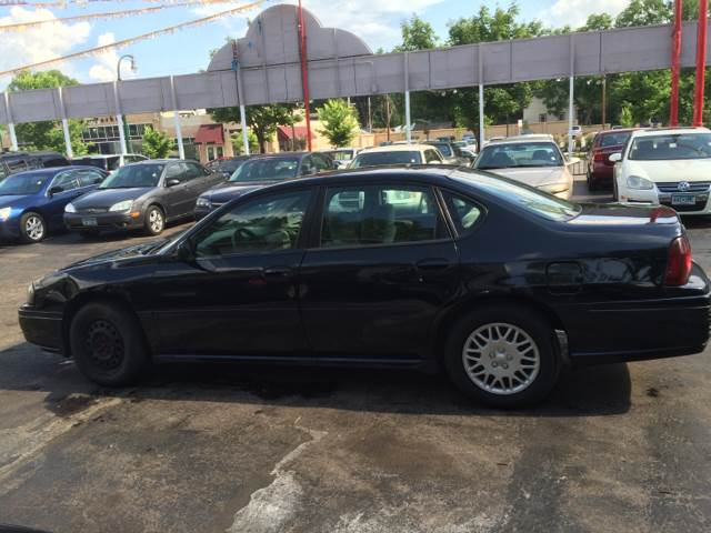 2000 Chevrolet Impala for sale at Time Motor Sales in Minneapolis MN