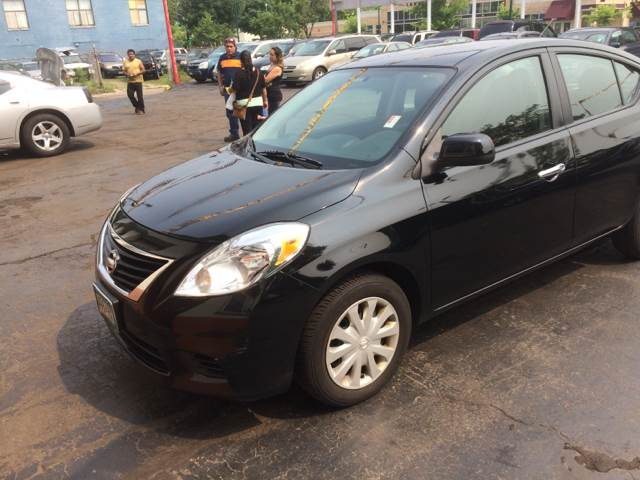 2012 Nissan Versa for sale at Time Motor Sales in Minneapolis MN