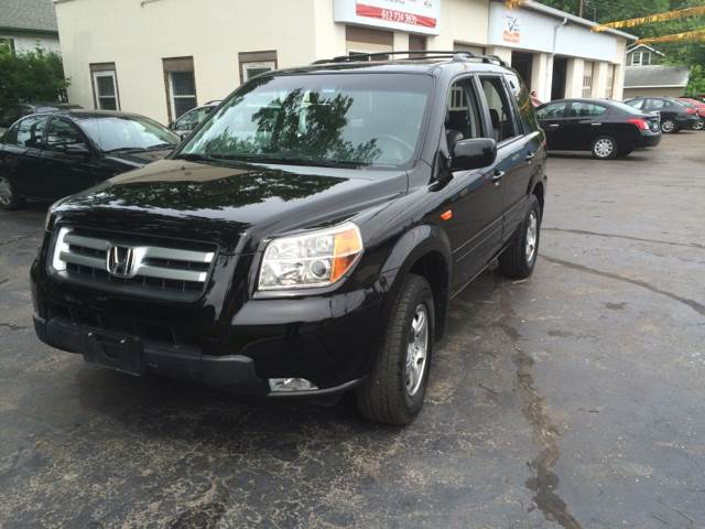 2007 Honda Pilot for sale at Time Motor Sales in Minneapolis MN