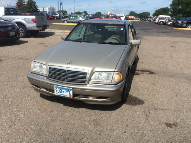 1999 Mercedes-Benz C-Class for sale at Time Motor Sales in Minneapolis MN