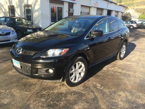 2008 Mazda CX-7 for sale at Time Motor Sales in Minneapolis MN