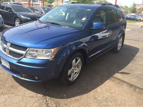 2009 Dodge Journey for sale at Time Motor Sales in Minneapolis MN