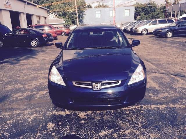 2004 Honda Accord for sale at Time Motor Sales in Minneapolis MN