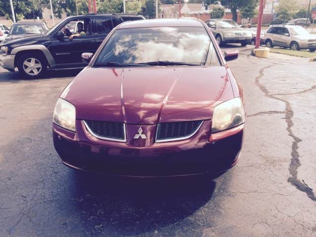 2004 Mitsubishi Galant for sale at Time Motor Sales in Minneapolis MN