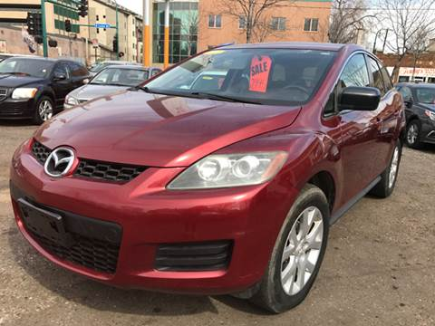 2009 Mazda CX-7 for sale at Time Motor Sales in Minneapolis MN