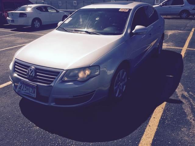 2007 Volkswagen Passat for sale at Time Motor Sales in Minneapolis MN