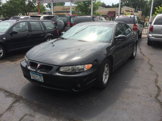 2003 Pontiac Grand Prix for sale at Time Motor Sales in Minneapolis MN