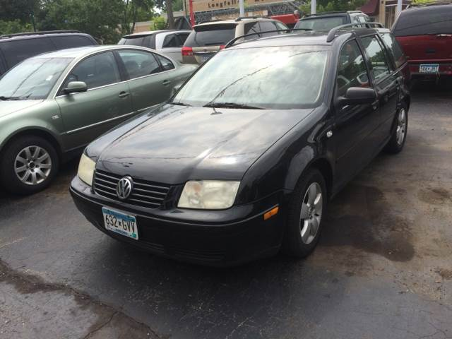 2003 Volkswagen Jetta for sale at Time Motor Sales in Minneapolis MN