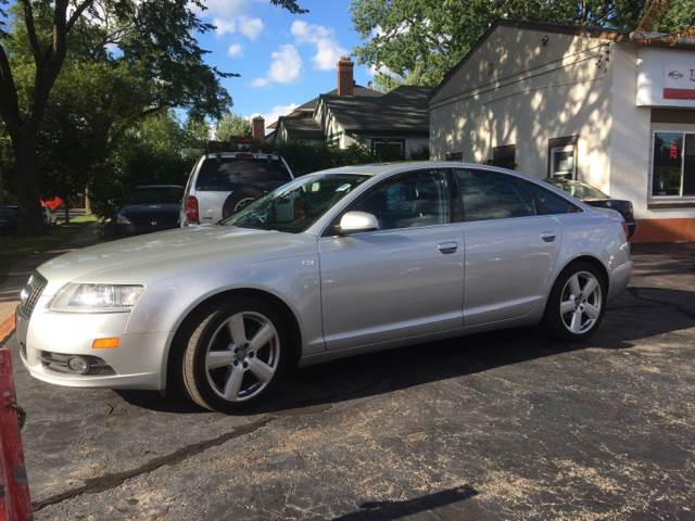 2006 Audi A6 for sale at Time Motor Sales in Minneapolis MN