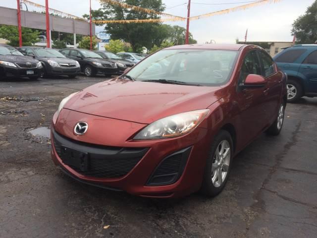 2010 Mazda MAZDA3 for sale at Time Motor Sales in Minneapolis MN