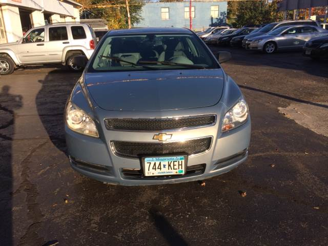 2009 Chevrolet Malibu for sale at Time Motor Sales in Minneapolis MN