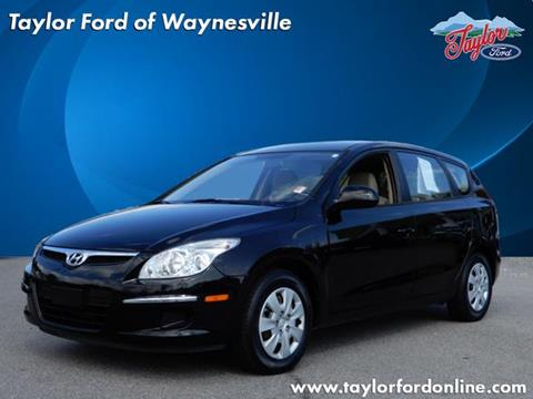 2010 Hyundai Elantra Touring for sale in Waynesville, NC