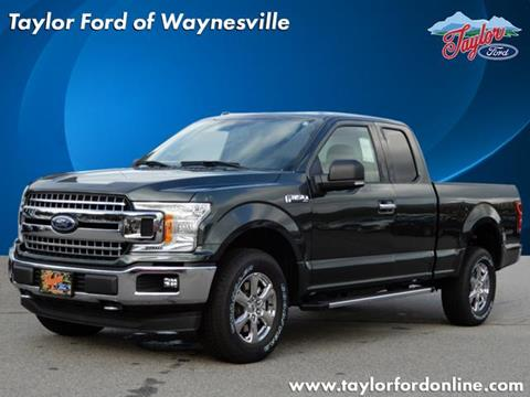 2018 Ford F-150 for sale in Waynesville, NC
