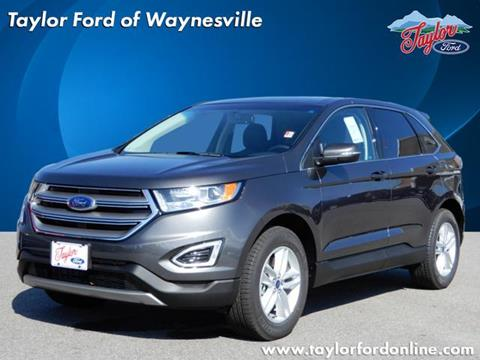 2017 Ford Edge for sale in Waynesville, NC