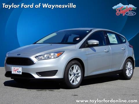 2017 Ford Focus for sale in Waynesville, NC