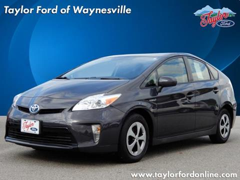 2014 Toyota Prius for sale in Waynesville, NC
