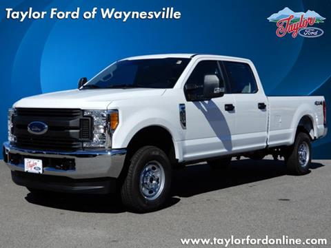2017 Ford F-250 Super Duty for sale in Waynesville, NC