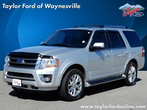 2016 Ford Expedition for sale in Waynesville, NC