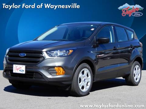 2018 Ford Escape for sale in Waynesville, NC