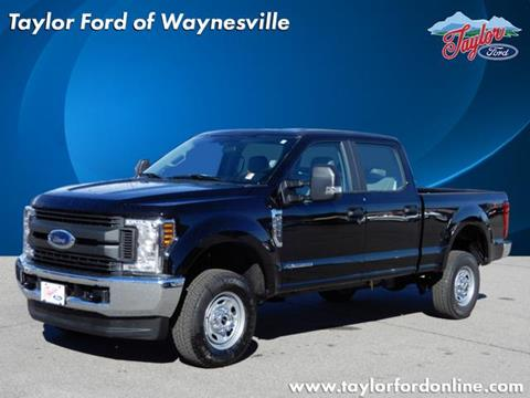 Ford f 250 for sale in north carolina for Taylor motor company waynesville nc