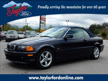 2003 BMW 3 Series for sale in Waynesville, NC