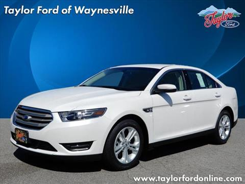 2017 Ford Taurus for sale in Waynesville, NC